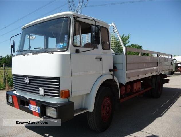 1992 Fiat  Trucks trucks OM 150.17 Van or truck up to 7.5t Other vans/trucks up to 7 photo