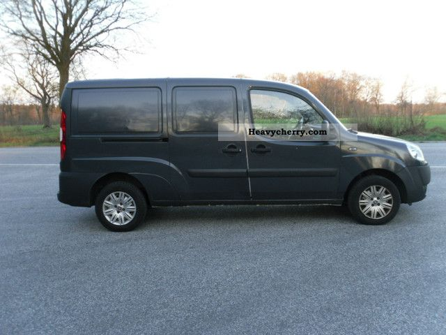 fiat doblo cargo jtd 1 9 maxi long 2008 box type delivery van long photo and specs. Black Bedroom Furniture Sets. Home Design Ideas