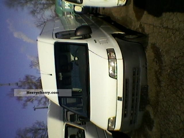 1999 Fiat  Bravo Van or truck up to 7.5t Box-type delivery van - high and long photo