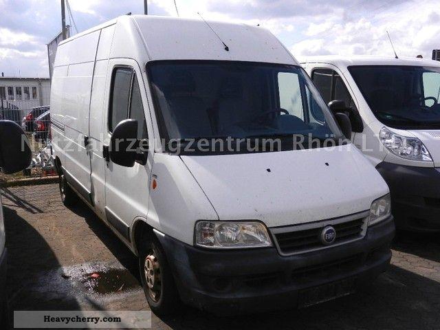 fiat ducato 2 8 jtd maxi truck long distance 2004 box. Black Bedroom Furniture Sets. Home Design Ideas