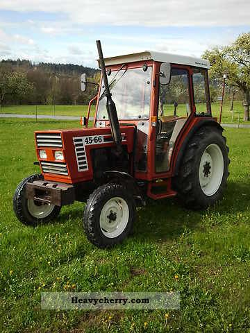 1992 Fiat  45-66 Agricultural vehicle Tractor photo