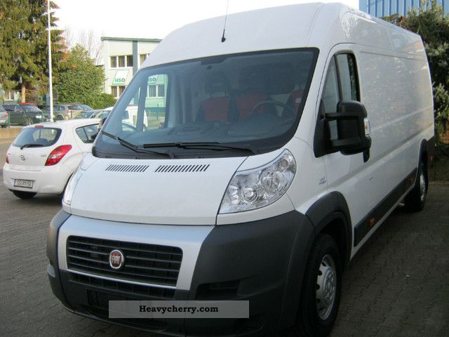 fiat ducato l5h2 5 mj 130 2011 box type delivery van high and long photo and specs. Black Bedroom Furniture Sets. Home Design Ideas