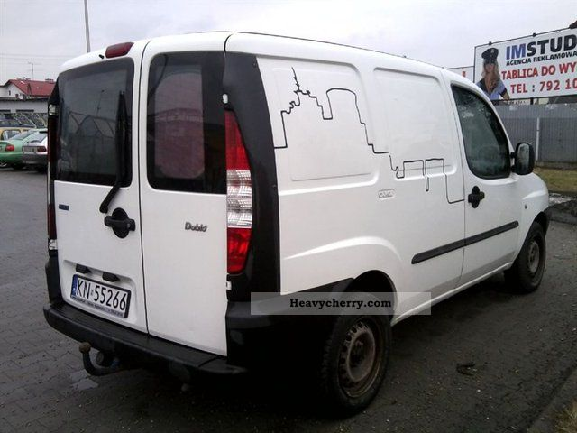 fiat doblo cargo 2002 other vans trucks up to 7 photo and specs. Black Bedroom Furniture Sets. Home Design Ideas