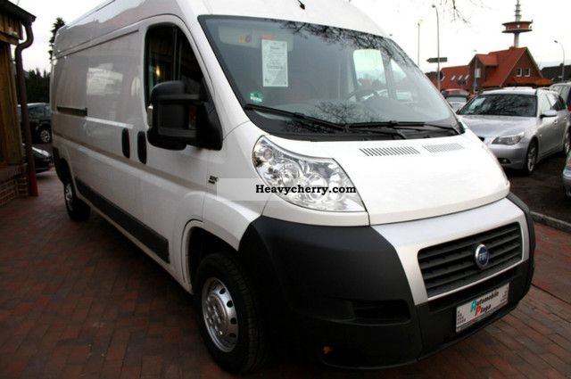 fiat ducato 2 2 jtd 2007 box type delivery van photo and specs. Black Bedroom Furniture Sets. Home Design Ideas