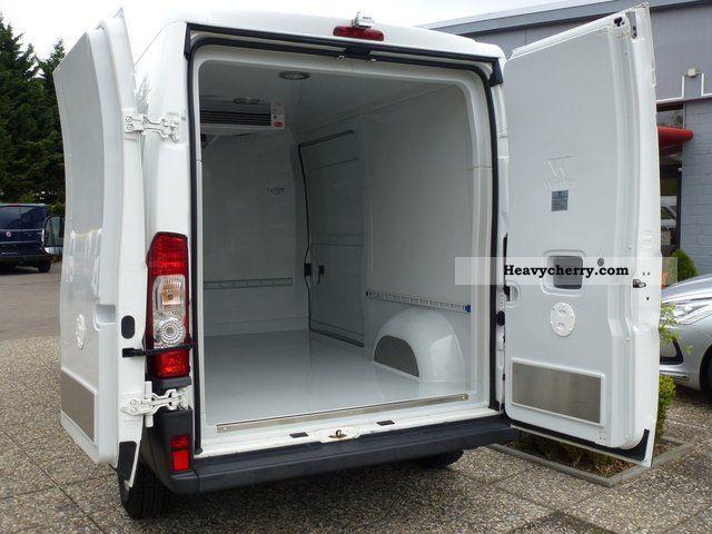 2009 Fiat Ducato Maxi L2H2 35 MJ 120 COLD WINTER CONVERSION Camera Van Or Truck Up