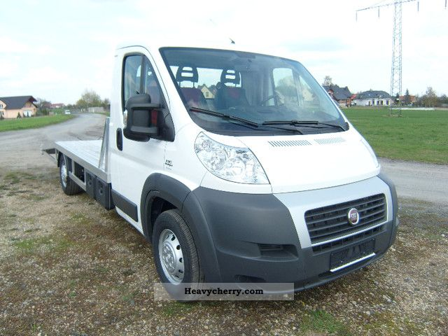 fiat ducato 2 3 jtd tow 2011 car carrier truck photo and specs. Black Bedroom Furniture Sets. Home Design Ideas