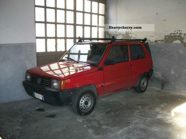 2003 Fiat  Panda 1.1 VAN Van or truck up to 7.5t Other vans/trucks up to 7 photo