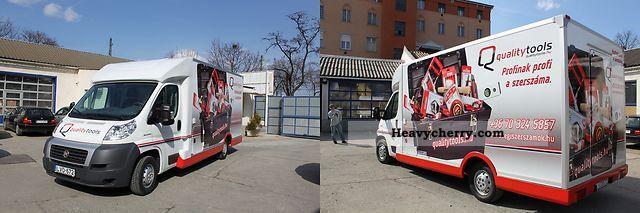 2011 Fiat  Bravo Van or truck up to 7.5t Box photo
