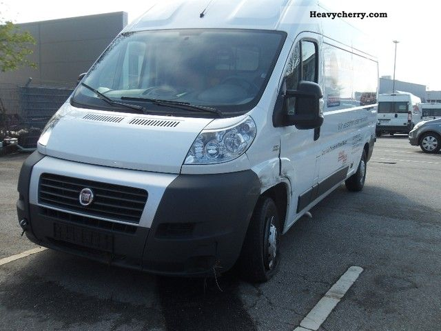 fiat ducato l4h2 120 m 35 jet 2011 box type delivery van high photo and specs. Black Bedroom Furniture Sets. Home Design Ideas