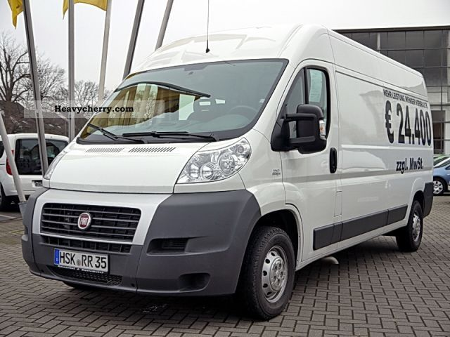 fiat ducato l4h2 panel van closed 2011 box type delivery van high photo and specs. Black Bedroom Furniture Sets. Home Design Ideas