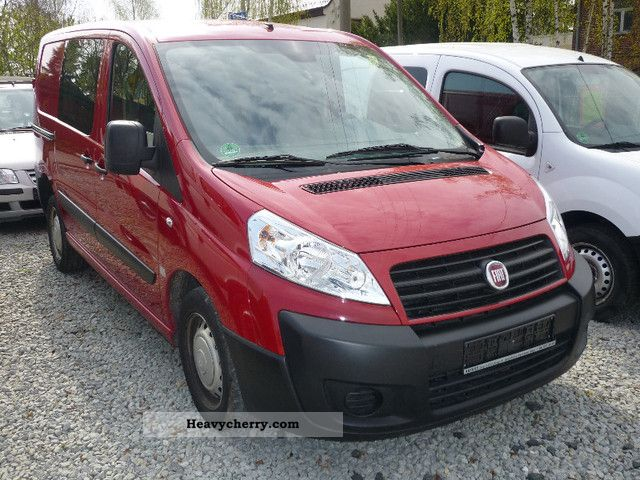 fiat scudo multijet 2010 box type delivery van photo and specs. Black Bedroom Furniture Sets. Home Design Ideas