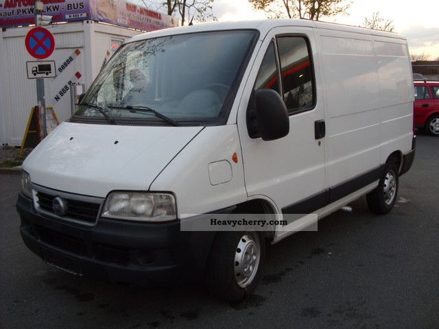 fiat ducato 2002 box type delivery van photo and specs. Black Bedroom Furniture Sets. Home Design Ideas