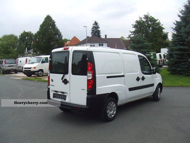 fiat doblo 1 9 jtd multijet box maxi long 2009 box type delivery van long photo and specs. Black Bedroom Furniture Sets. Home Design Ideas