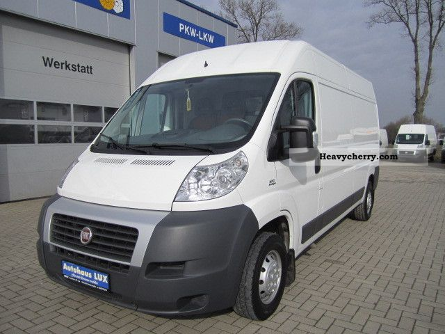 fiat ducato l4h2 grkw 33 3 b 2010 box type delivery van. Black Bedroom Furniture Sets. Home Design Ideas