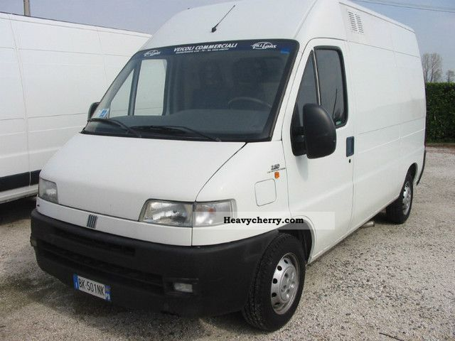 Fiat ducato 2 8d pm ta 2000 box truck photo and specs for Interieur fiat ducato 2000
