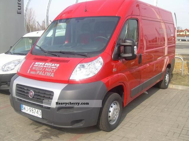fiat ducato l2h2 2011 box type delivery van photo and specs. Black Bedroom Furniture Sets. Home Design Ideas