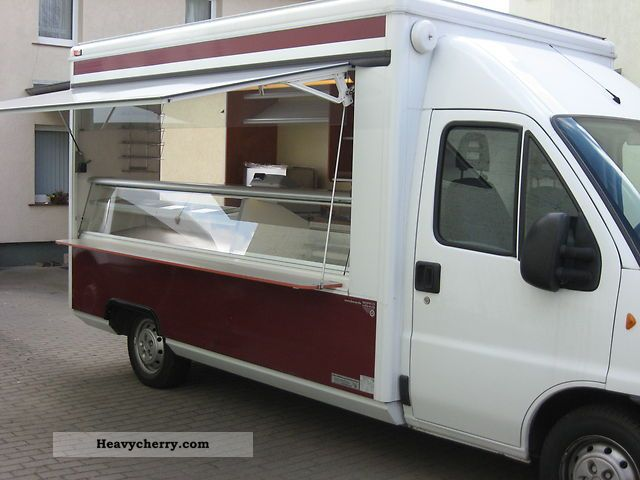 2005 Fiat  Ducato 2.0 JTD vehicle sales € 25,630 net Van or truck up to 7.5t Traffic construction photo