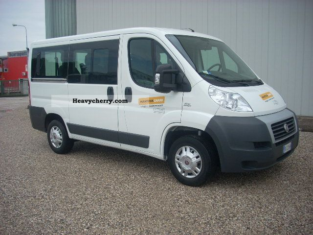 2009 Fiat  Ducato Panorama 2.3 MULTIJET 9 POSTI Van or truck up to 7.5t Estate - minibus up to 9 seats photo