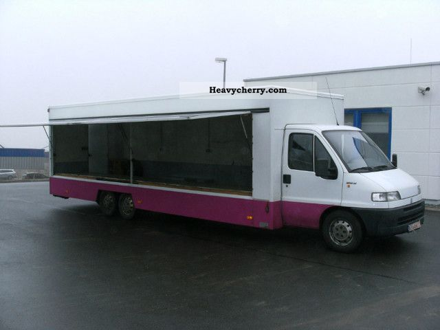 1997 Fiat  Vehicle Sales 230 Seico construction Van or truck up to 7.5t Traffic construction photo