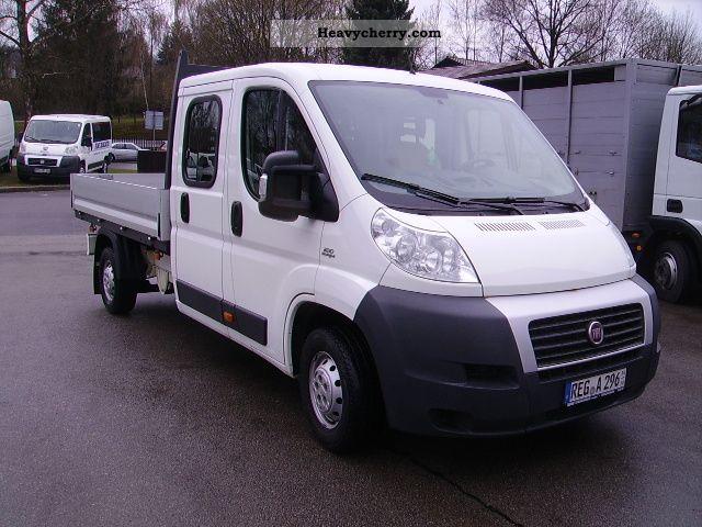 2008 Fiat  Bravo Van or truck up to 7.5t Stake body photo