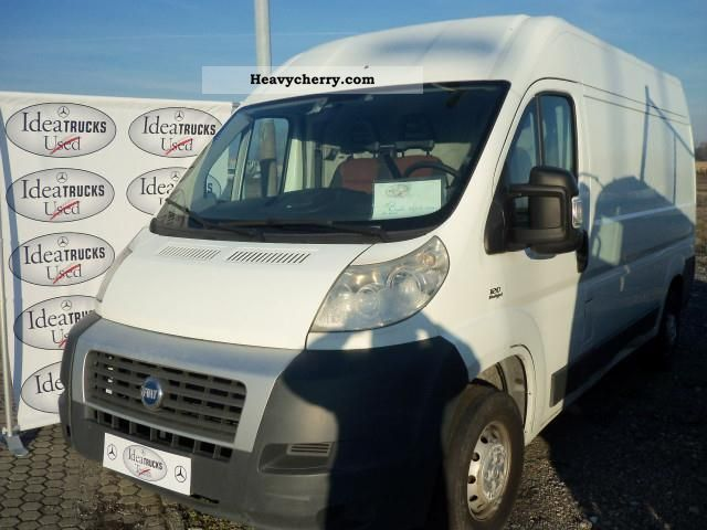 2006 Fiat  Bravo Van or truck up to 7.5t Other vans/trucks up to 7 photo