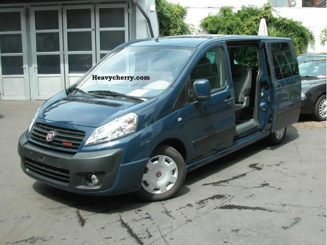 fiat scudo panorama executive l2h1 140 multijet 2009 estate minibus up to 9 seats truck photo. Black Bedroom Furniture Sets. Home Design Ideas