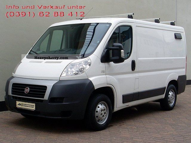 fiat ducato l1h1 100 30 2 2 m jet 2009 box type delivery van photo and specs. Black Bedroom Furniture Sets. Home Design Ideas