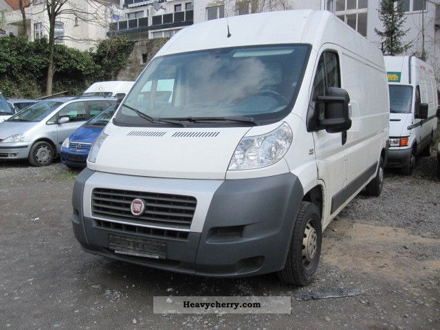 fiat ducato multijet 120 l4h2 2009 box type delivery van. Black Bedroom Furniture Sets. Home Design Ideas