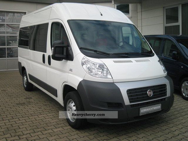 fiat ducato kombi 33 150 l2h2 air conditioning 2012 estate. Black Bedroom Furniture Sets. Home Design Ideas