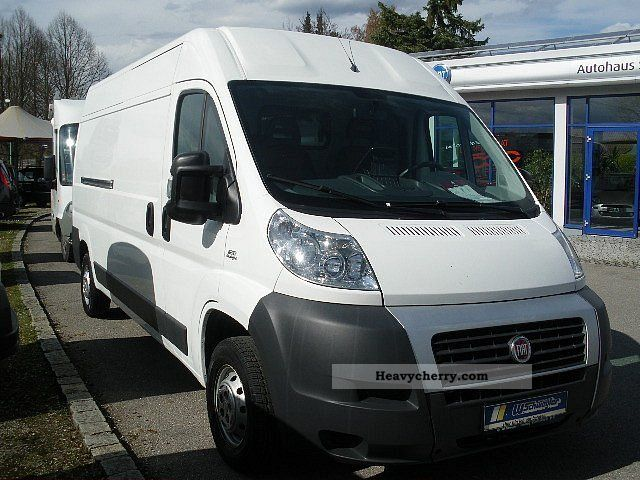 fiat ducato 35 2 3 l4h2 2010 box type delivery van high. Black Bedroom Furniture Sets. Home Design Ideas