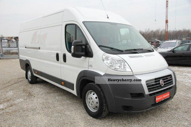 2011 Fiat  Ducato Maxi L5H2 180HP 3.0 MJ Van or truck up to 7.5t Box-type delivery van - high and long photo