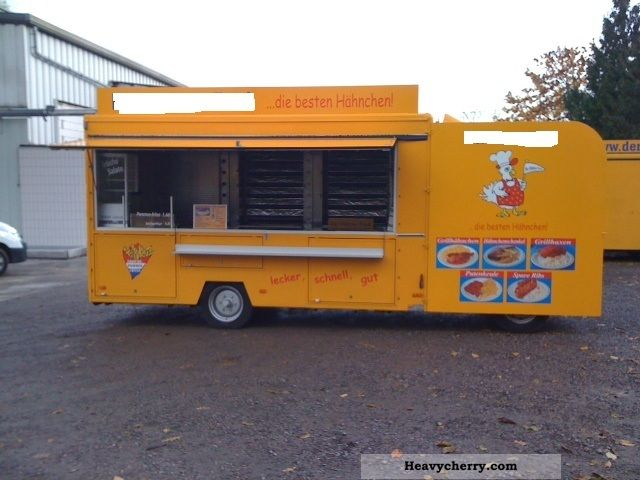 1996 Fiat  Chicken car, 3 grills! Tax deductable! Van or truck up to 7.5t Traffic construction photo