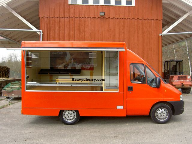 2006 Fiat  Seico baker bakery - sell car sales Van or truck up to 7.5t Traffic construction photo