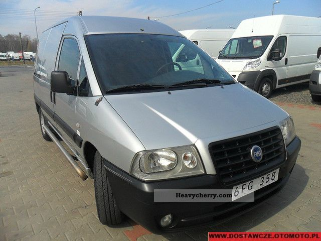 fiat scudo 2004 2 0jtd 94hp najtaniej 2004 box type delivery van photo and specs. Black Bedroom Furniture Sets. Home Design Ideas