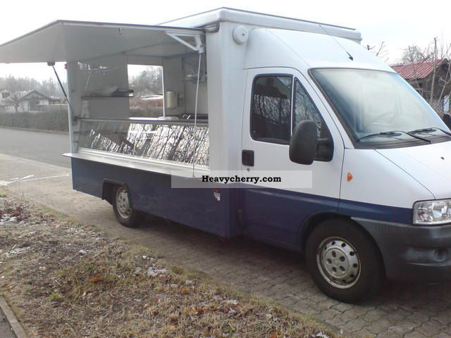 2002 Fiat  Bravo Van or truck up to 7.5t Traffic construction photo
