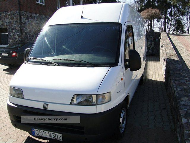 fiat ducato maxi 1999 other vans trucks up to 7 photo and specs. Black Bedroom Furniture Sets. Home Design Ideas