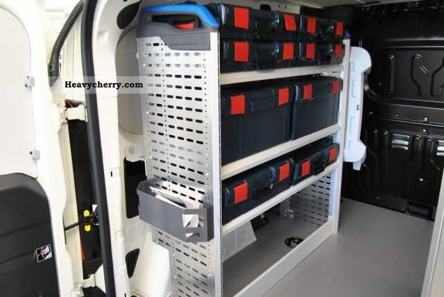 Fiat Doblo Cargo Sx Bosch Sortimo Dpf System 2012 Box Type