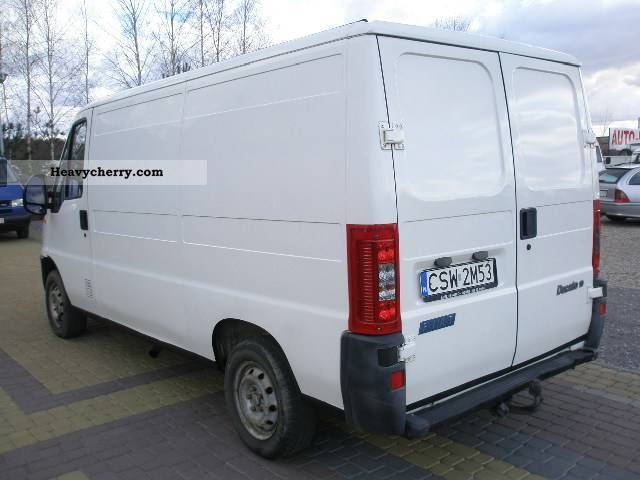 fiat ducato 2002 other vans trucks up to 7 photo and specs. Black Bedroom Furniture Sets. Home Design Ideas