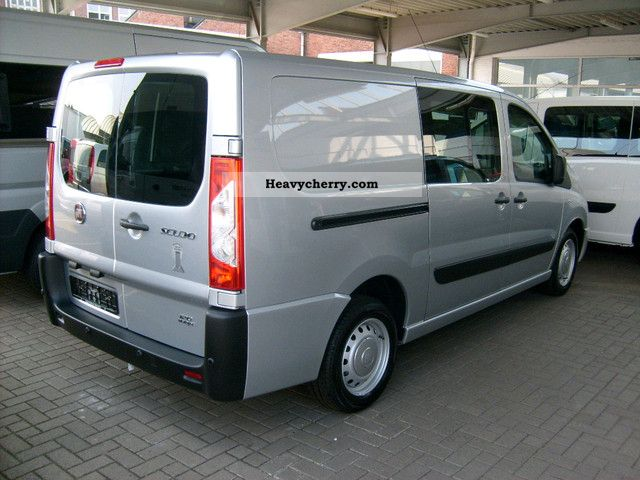 fiat scudo combi l2 part glazed 130 mjtd air 6 si 2011 estate minibus up to 9 seats truck. Black Bedroom Furniture Sets. Home Design Ideas