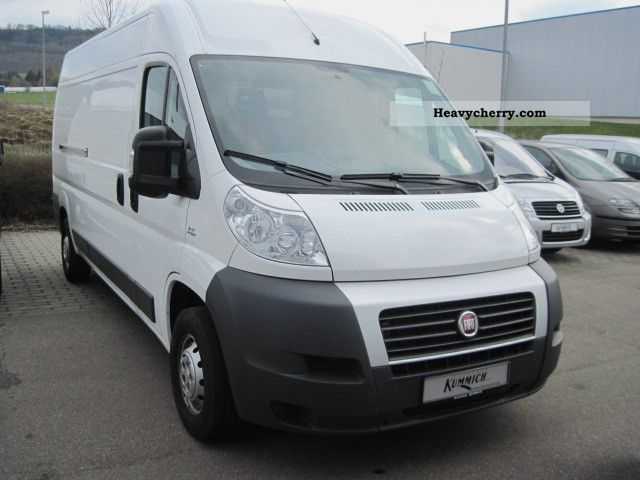 fiat ducato van 35 l4h2 greater multijet 120 2011 box type. Black Bedroom Furniture Sets. Home Design Ideas