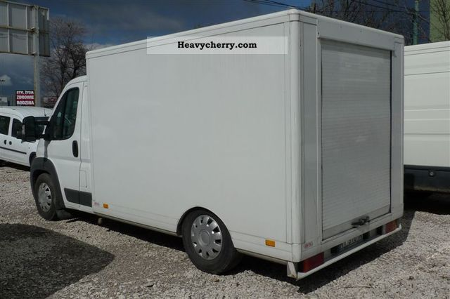 2008 Fiat  Bravo Van or truck up to 7.5t Other vans/trucks up to 7 photo