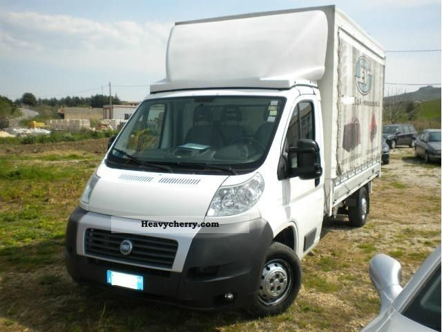 fiat fiat ducato centinato 2007 other vans trucks up to 7 photo and specs. Black Bedroom Furniture Sets. Home Design Ideas