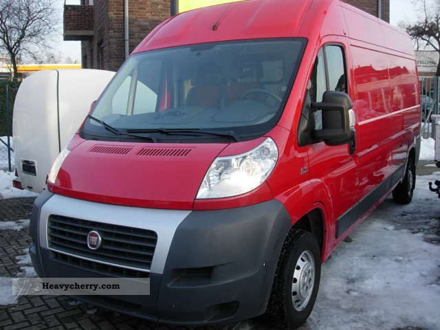 fiat ducato 35 maxi l4h2 120 multijet 2010 box type. Black Bedroom Furniture Sets. Home Design Ideas