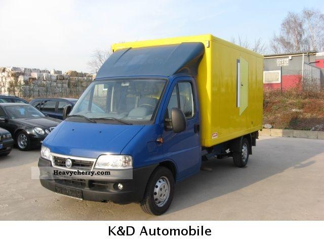2005 Fiat  Bravo Van or truck up to 7.5t Box photo