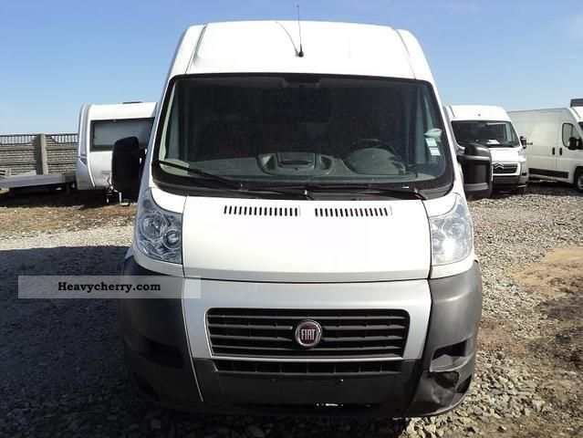 fiat ducato l2h2 2009 box type delivery van photo and specs. Black Bedroom Furniture Sets. Home Design Ideas