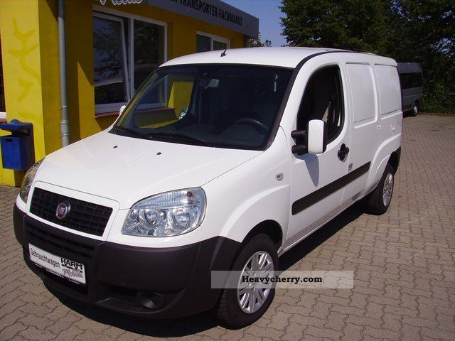 fiat doblo cargo van maxi sx 1 4 petrol 2009 box type delivery van photo and specs. Black Bedroom Furniture Sets. Home Design Ideas