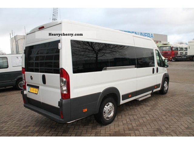 fiat ducato maxi l4h2 3 0mj 160 16 1 2009 clubbus photo and specs. Black Bedroom Furniture Sets. Home Design Ideas