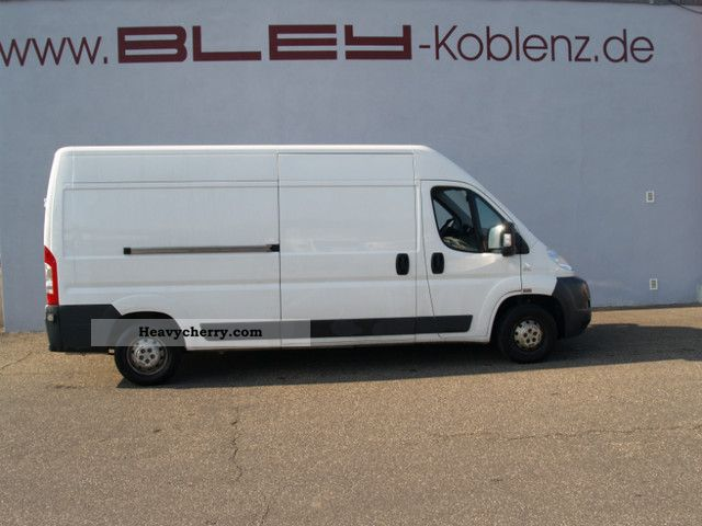 2010 Fiat  Bravo Greater Van L4H2 120 Multijet Van or truck up to 7.5t Box-type delivery van - high and long photo