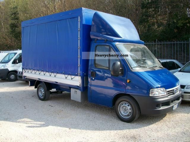 2003 Fiat  Ducato Centina fissa passo 3700 2.3 jtd 115 cv. Van or truck up to 7.5t Other vans/trucks up to 7 photo