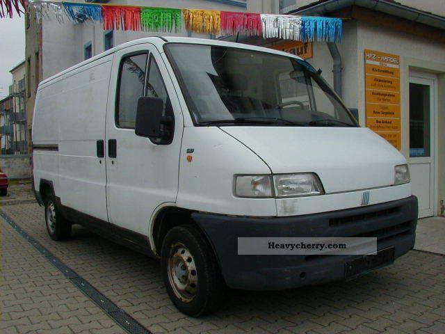 1994 Fiat  Bravo Van or truck up to 7.5t Box-type delivery van photo